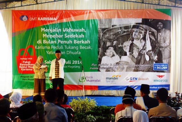 1435 PAKET SEMBAKO Pembawa Acara (1)