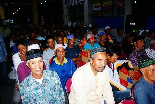 1435 PAKET SEMBAKO Peserta Tukang Becak (2)