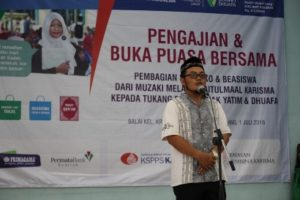Manager Baitul Maal Karisma